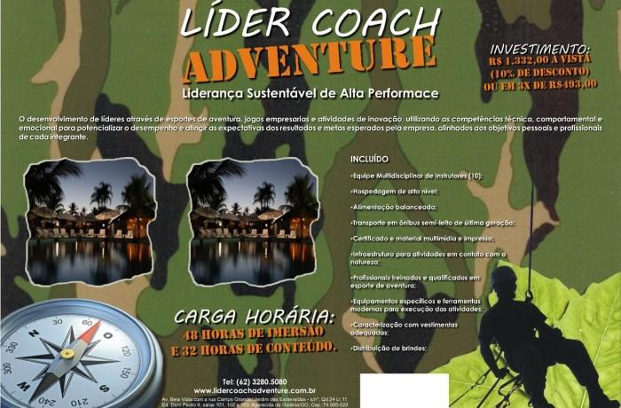 Flyer Líder Coach Adventure