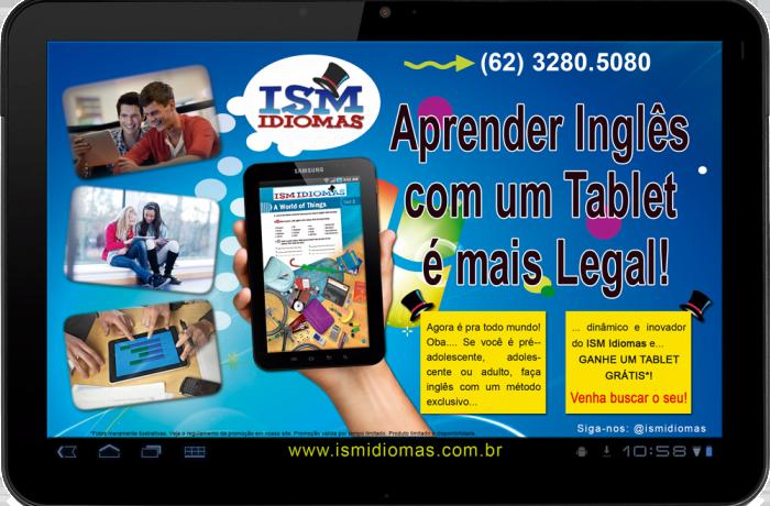 Flyer ISM Idiomas