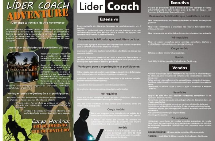 Folder Líder Coach Adventure